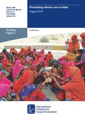 Promoting Latrine Use in India