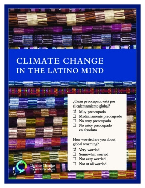 Climate Change in the Latino Mind