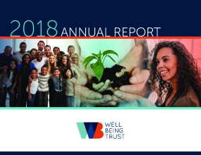 Well Being Trust 2018 Annual Report