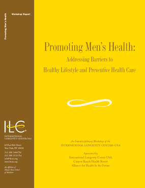 Promoting Men's Health: Addressing Barriers to Healthy Lifestyle and Preventive Health Care