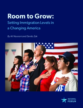 Room to Grow: Setting Immigration Levels in a Changing America